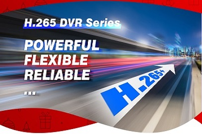 Great Features of  TVT H.265 DVR Series